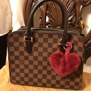 Louis Vuitton Triana Dameir Ebene tote bag